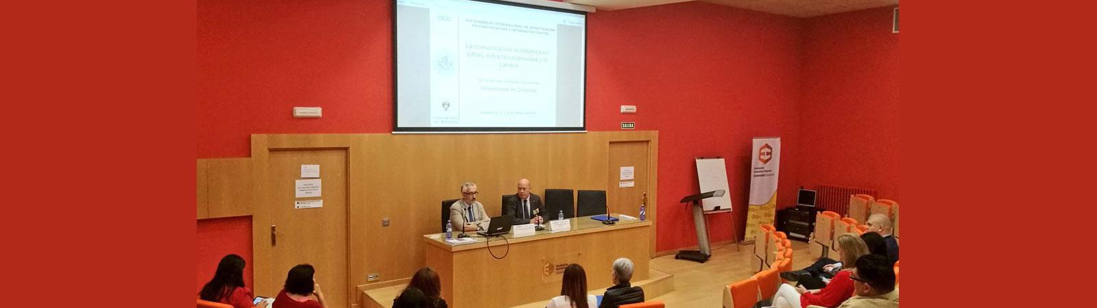Evaristo Jiménez-Contreras defiende el papel de la ANECA y apuesta por mejorar el sistema