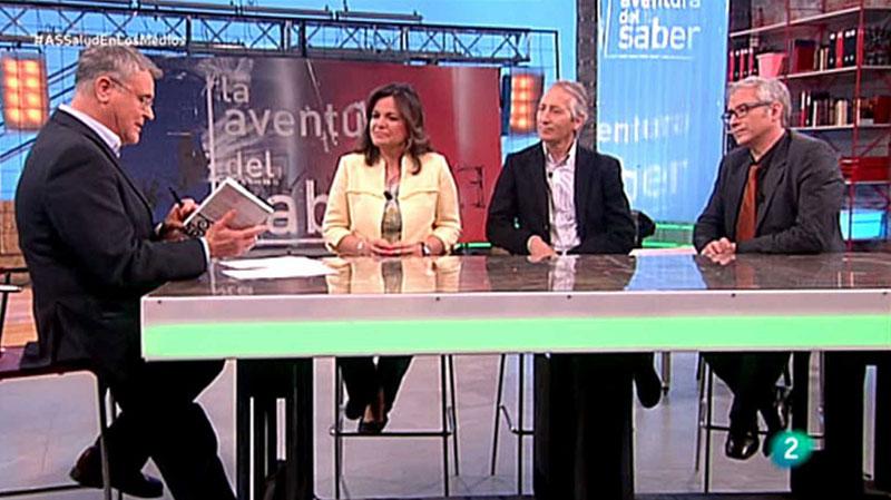 Carmen Marta-Lazo y José Antonio Gabelas-Barroso presentan el Libro TRIC