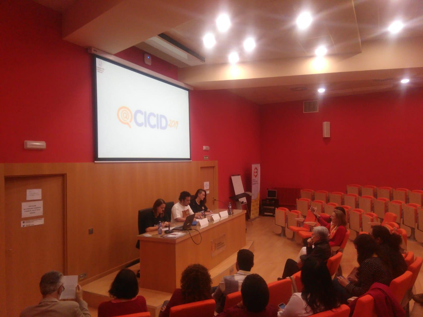 Relatores de CICID 2019