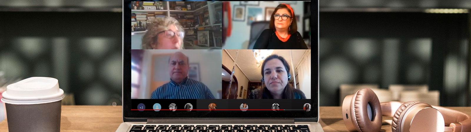 Primer Seminario Internacional en «Comunicación y educación en contextos de crisis», de  GICID y SMEMIU